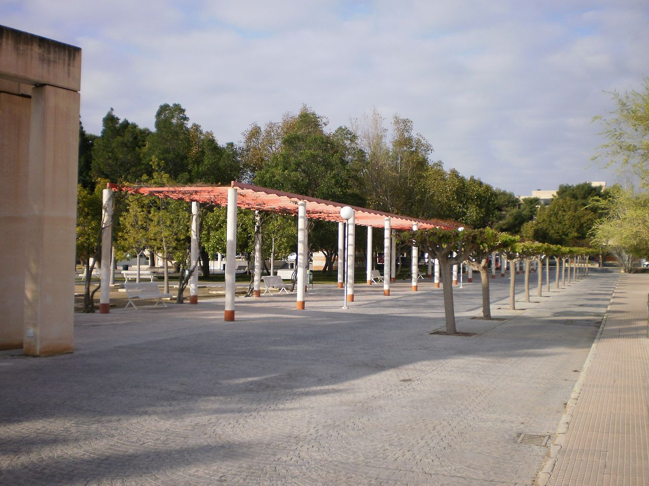 Campus of the University of Alicante 4
